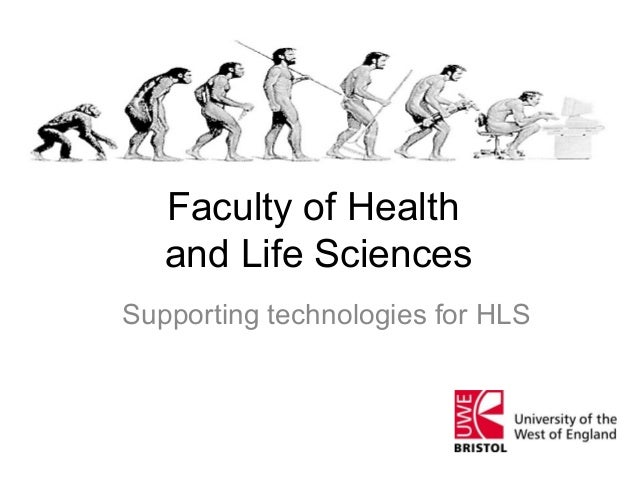 Faculty of Healthand Life SciencesSupporting technologies for HLS