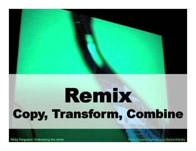 Secrets Of The Remix Mashup YouTube Generation - Video Version Slide 2