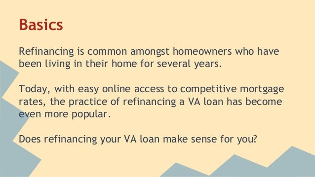 Are Mortgage Rates Low Enough to Refinance Your VA Home Loan