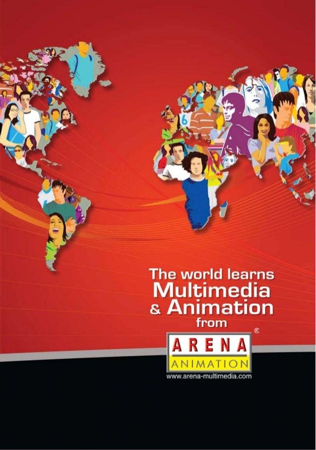 Arena Animation | Best Animation-Multimedia training ...