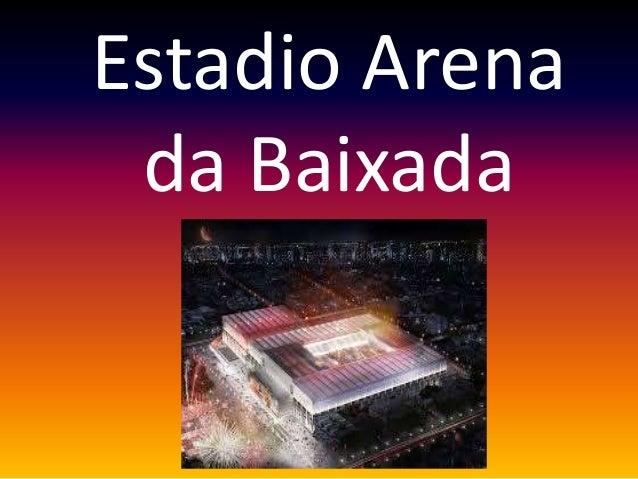 Estadio Arena da Baixada
