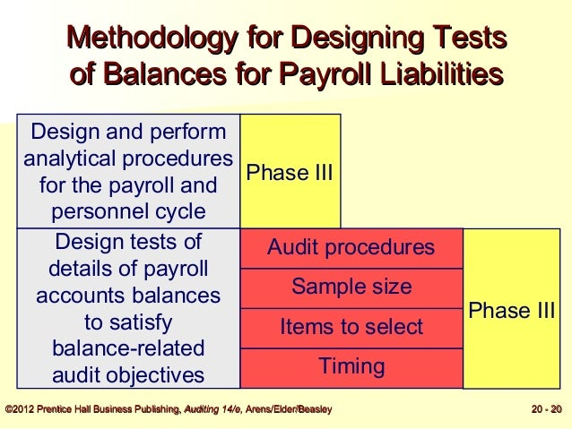 payroll and personnel cycle audit Payroll audit provides requirements and guidelines relevant to the state employee payroll and administrative personnel amount for each payroll cycle unless.