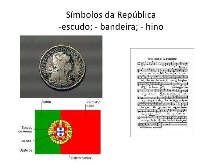 A república portuguesa
