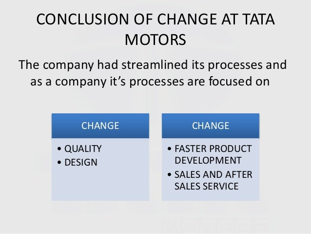 motivational techniques of employees in tata motors Performance appraisal in tata motors tata motors is india's one of the most successful automobile company it currently employees 59,759 (2012) personnel , who are constantly evaluated and appraised .