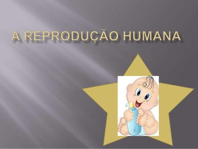 HUMANA «A espécie humana, tal como todas as outras espécies, assegura a continuidade da vida através da reprodução»