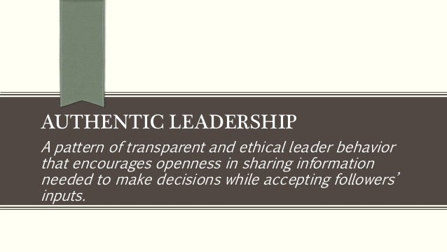 authentic leader journey report As a leader, when you practice  here are a few tips for hosting brave and authentic  survey tools such as get feedback and ensure that the process to report an.
