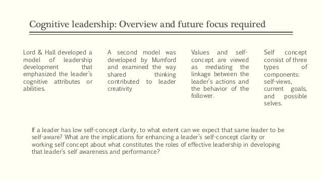 Research papers on leadership