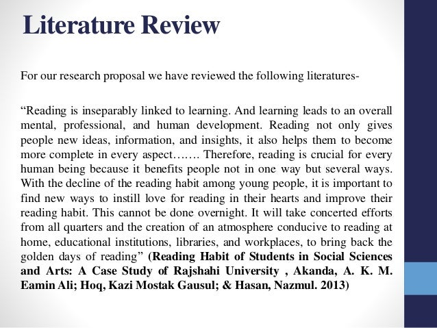 the decline of reading habit among students The influence of the internet surfing on the reading culture of secondary school teachers:  the reading habit  drop in literary reading among all.