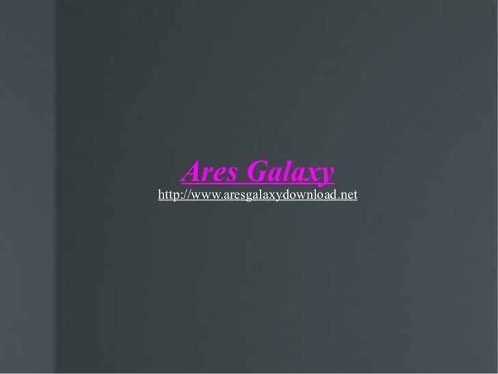 Ares Galaxy http://www.aresgalaxydownload.net