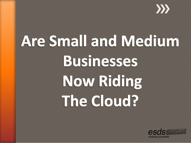  Cloud computing is the delivery of computing services over the Internet, and it offers many potential benefits to small ...