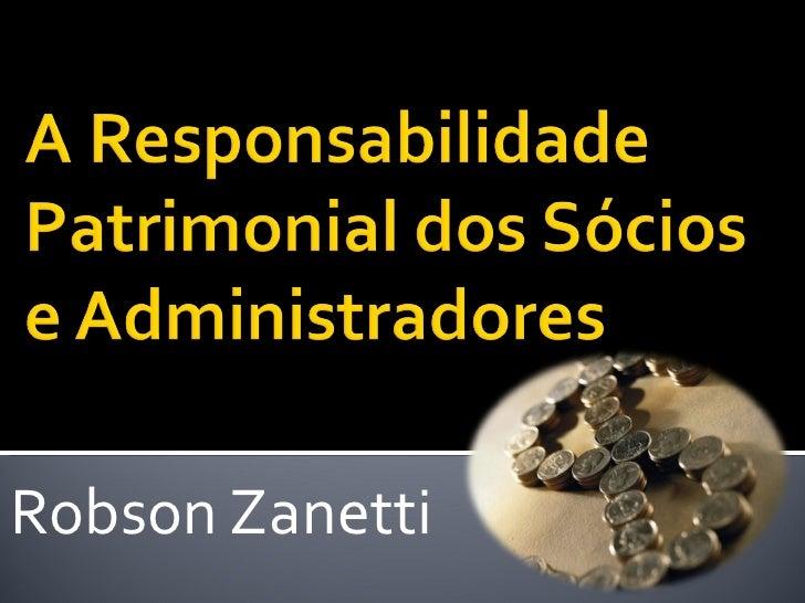 Robson Zanetti