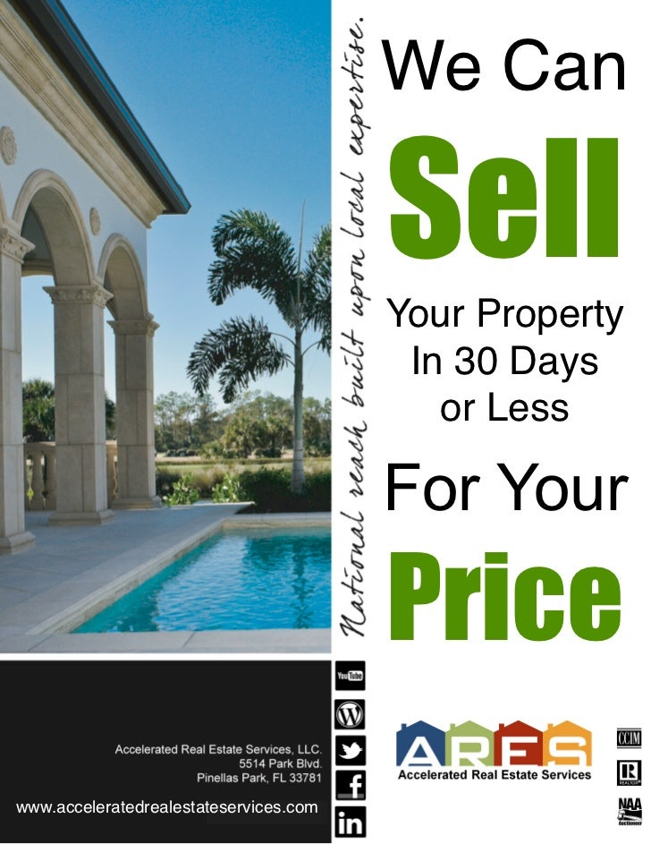 We Can                                        Sell                                        Your Property                   ...