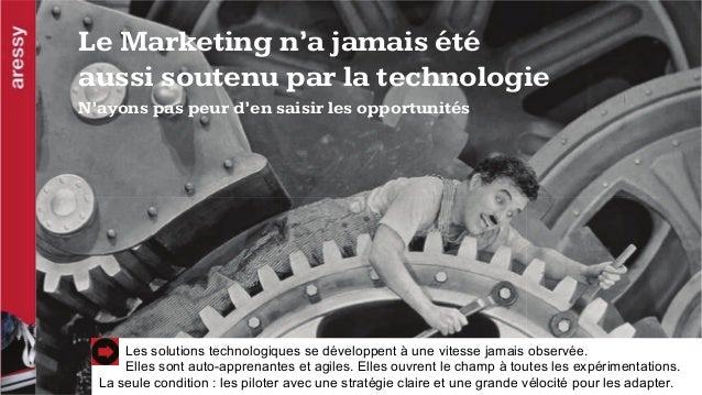 La digitalisation  du marketing entraine  derrière elle, la digitalisation du  commerce et de la relation aux  prospects, ...