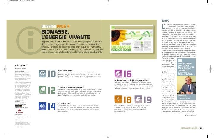 Alternatives n°8   Slide 2