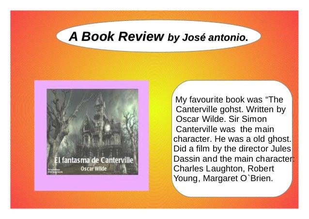 The help book essay ghost written by oscar wilde