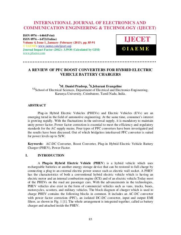 INTERNATIONAL JOURNAL OF ELECTRONICS ANDCOMMUNICATION ENGINEERING & TECHNOLOGY (IJECET)ISSN 0976 – 6464(Print)ISSN 0976 – ...