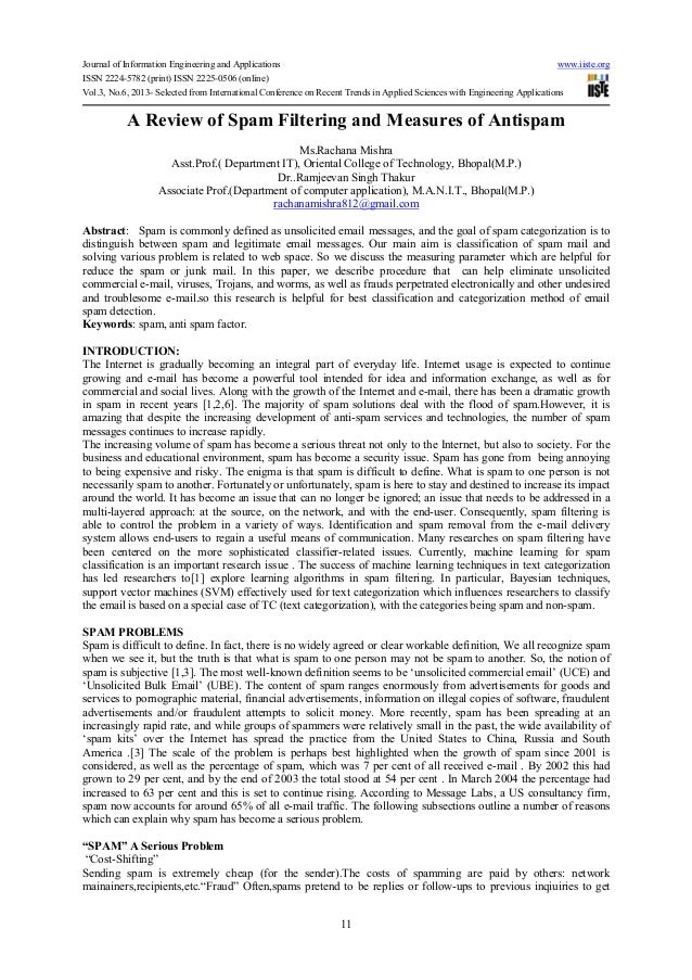 Journal of Information Engineering and Applications www.iiste.orgISSN 2224-5782 (print) ISSN 2225-0506 (online)Vol.3, No.6...