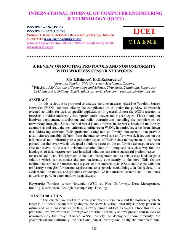 International Journal of Computer Engineering and Technology (IJCET), ISSN 0976 – INTERNATIONAL JOURNAL OF COMPUTER ENGINE...