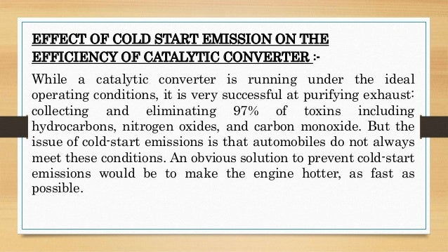 catalytic converters essay Catalytic exhaust products manufacture a full line of high flow diesel catalytic converters, as well as exhaust cleaners, purifiers, scrubbers for different types of engines.
