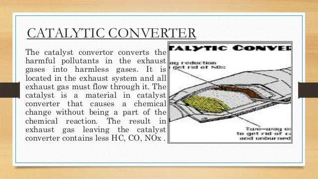 5 Types Of Catalytic Converter: What Is The Function Of A Catalytic Converter At Woreks.co