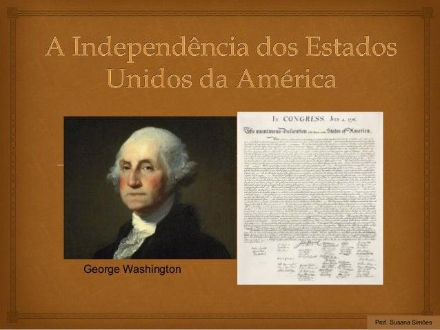 Prof. Susana Simões George Washington