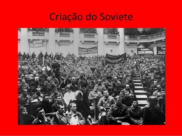 Criação do Soviete