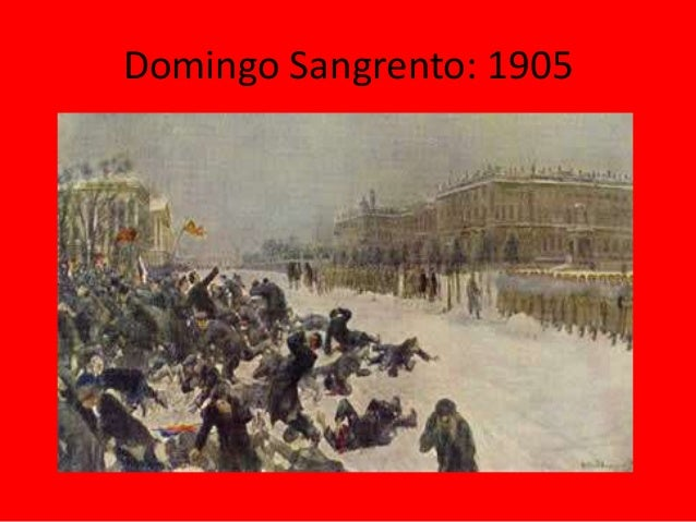 Domingo Sangrento: 1905