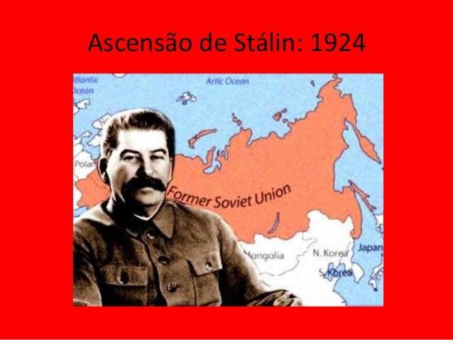 Ascensão de Stálin: 1924