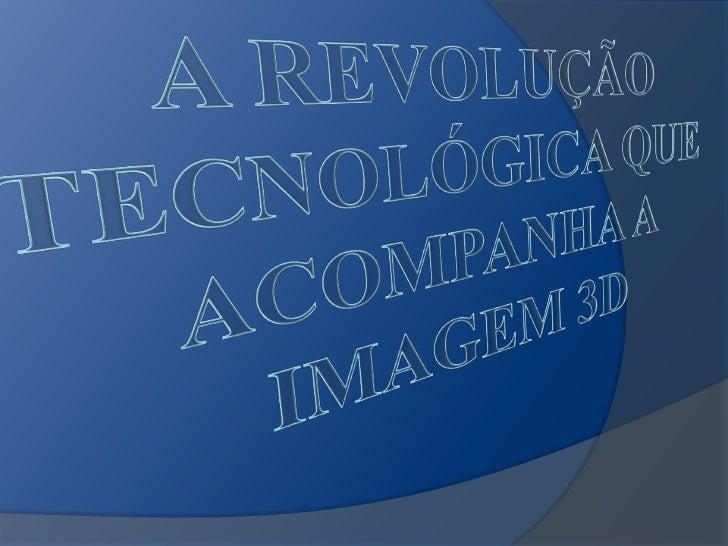 A tecnologia a três dimensões (3D) é uma dasinovações tecnológicas mais sonantes dosúltimos tempos no que às TV´s diz resp...