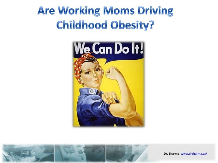 Are Working Moms Driving Childhood Obesity?<br />