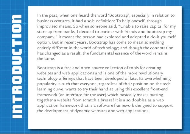 Are you a Bootstrapper? Slide 2