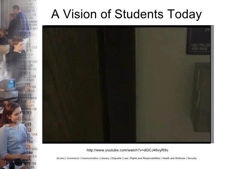 Digital Citizenship: Responsible Behavior in a Digital World Slide 2