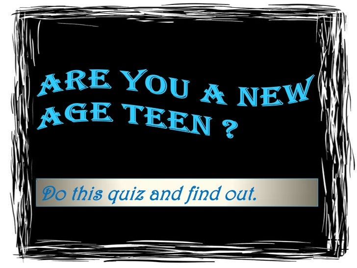 Do this quiz and find out.