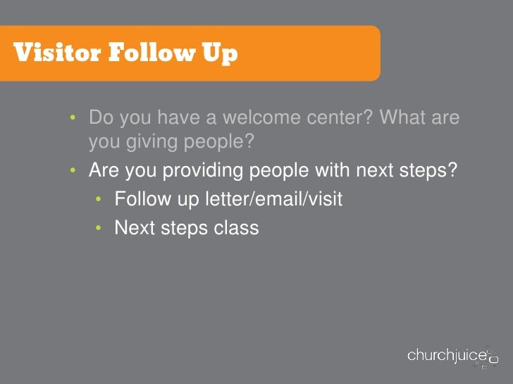 Are You A Welcoming Church Hamilton
