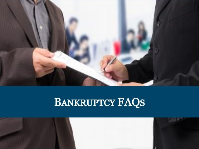 Are You Confused by these Bankruptcy FAQs in Philadelphia?