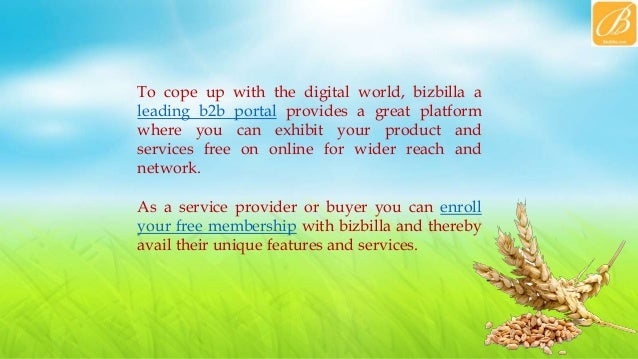 Are You Doing Agriculture Business