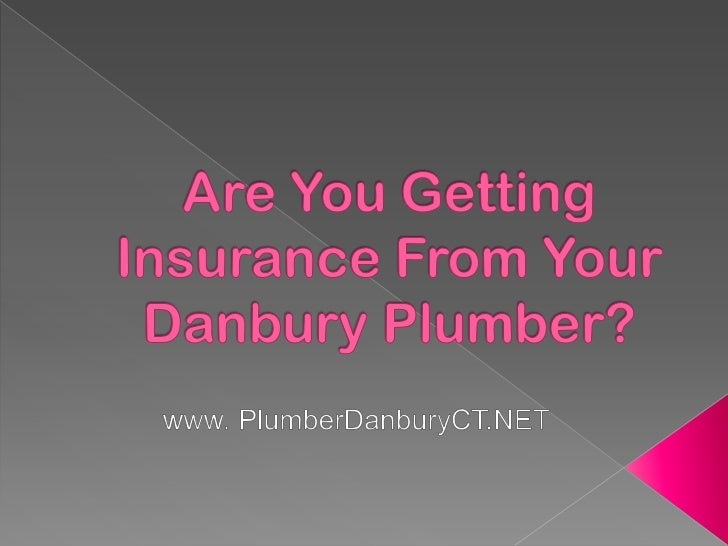 There are a lot of things that you need to considerbefore you hire a plumber, and one of these is theinsurance that they w...