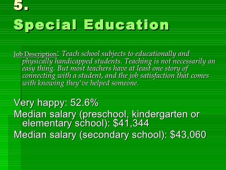 special education preschool teacher job description the happiest in us 561