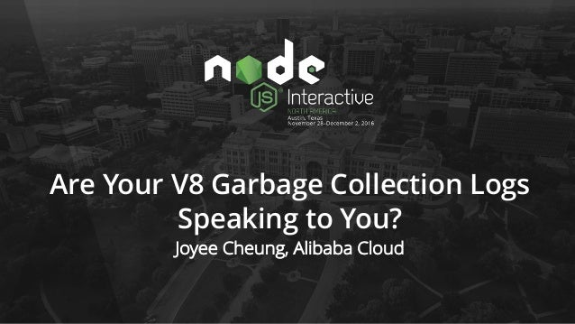 What Prompted us to Look into them Node.js at Alibaba