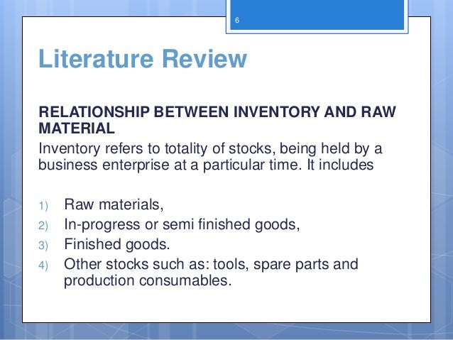 inventory management literature review Literature review of inventory management systempdf free pdf download now source #2: literature review of inventory management.