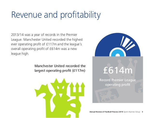 Annual Review of Football Finance 2015