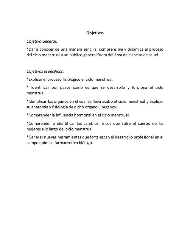 Ciclo Menstrual, Aparato Reproductor Femenino.