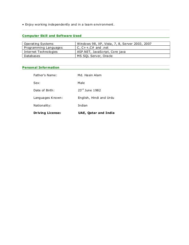 resume arfin alam engg low current system sales 8 yrs exp