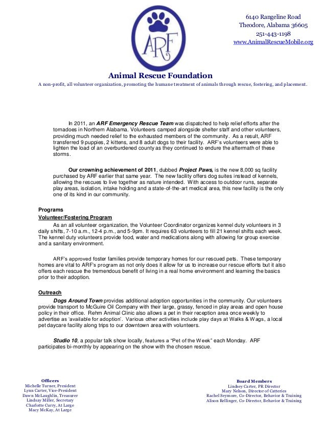 Animal Rescue Resume Constescom Film Production Cover Letter - Rescue worker cover letter