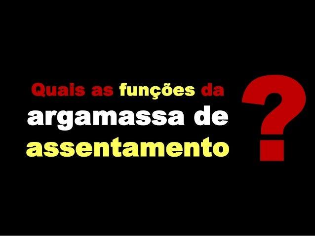 ARGAMASSA DE REPARO ANTES DEPOIS