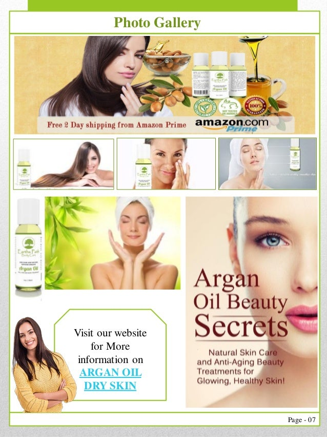 Does Argan oil have a moisturizing effect on the skin of ...