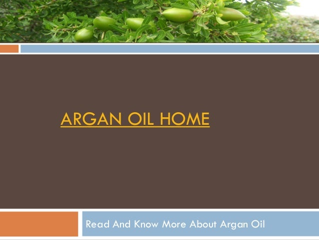 how to know if argan oil is bad