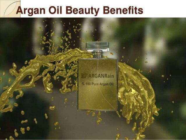Argan Oil Beauty Benefits