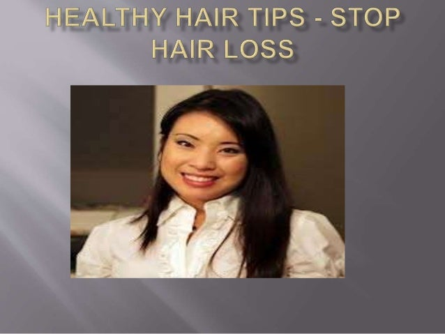 The following are some basic hair care tips that you can use to improve the health and look of your hair. General A health...