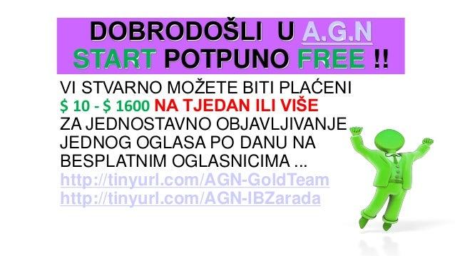 DOBRODOŠLI U AGNDOBRODOŠLI U AGN STARTSTART POTPUNOPOTPUNO FREEFREE !!!! VI STVARNO MOŽETE BITI PLAĆENI $ 10 - $ 1600 NA T...